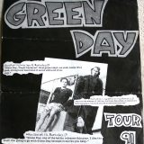38-green day flyer