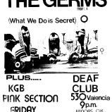 germs-deaf club