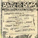 gilman battle of bands 87